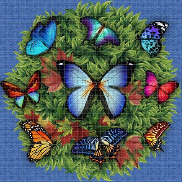 Панно Butterflies