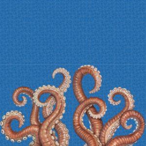 Панно Octopus