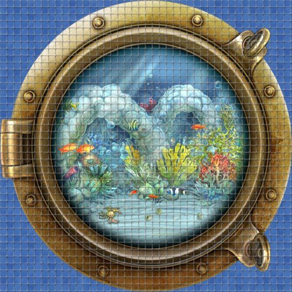 """Панно """"Ezarri"""" Sea View"""