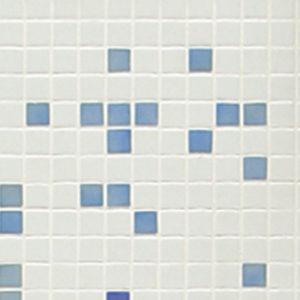 Стеклянная мозаичная растяжка Ezarri Azul 1