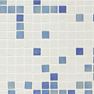 Стеклянная мозаичная растяжка Ezarri Azul №2