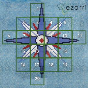 панно ezarri d-6