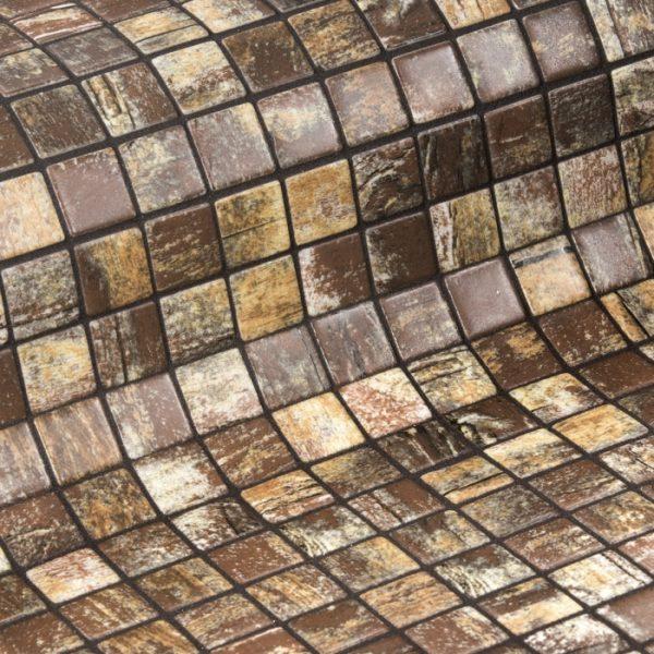 стеклянная мозаика модели rustic ezarri