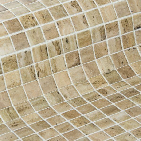 стеклянная мозаика модели travertino ezarri