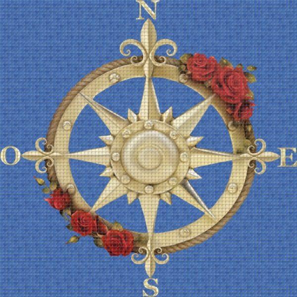 Панно Compass