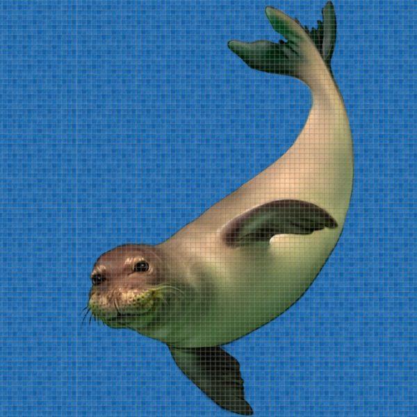 "Панно ""Ezarri"" Seal"