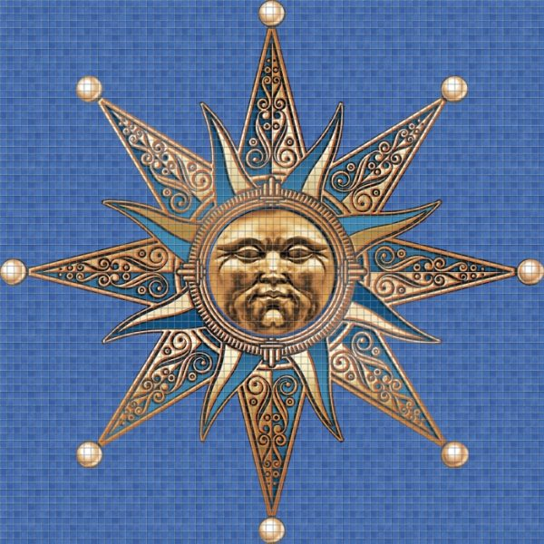"""Панно """"Ezarri"""" Sun"""